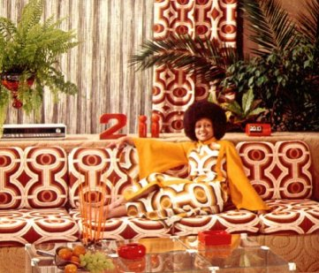 interior design of the 1970s | the adventures of chinchin
